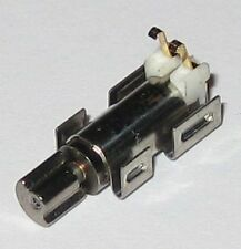"""Pager Micro Motor with Bracket - 3 V - 70 mA - 5/8"""" L x 3/16"""" D - Vibrator Motor"""