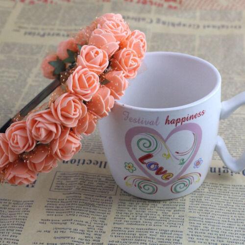 Boho Women/'s Rose Flower Girls Hair Band Headband Garland Wedding Beach Holiday