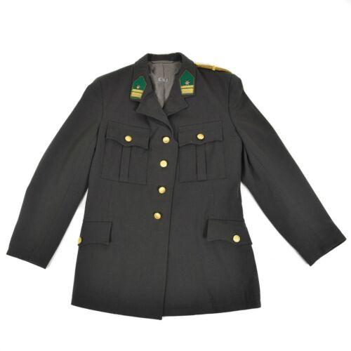 Genuine Austrian army uniform Formal jacket grey military issue