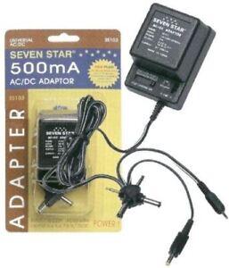 SS103-Universal-Power-AC-DC-Adapter-500mA