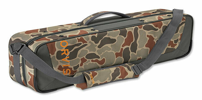 Orvis Fly Fishing   Safe Passage Carry It All Travel Rod Case