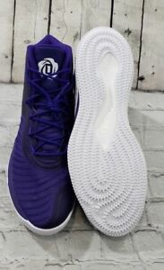 Da Scarpe Sneaker Adidas 8 Uomo D Rosa Derrick Taglia 19 Basket Ginnastica zxwwq04RY