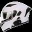 New-Motorcycle-Helmet-Flip-Up-Modular-Motobike-Bluetooth-Helmet-1200-mAh-battery miniature 3
