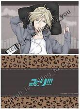 Yuri on Ice - Yurio Plisetsky Pillow Case - Japanese Anime OFFICIAL Merchandise