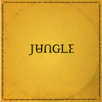Jungle : For Ever CD (2018) ***NEW***