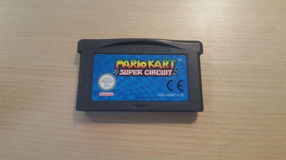 Mario Kart, Gameboy Advance