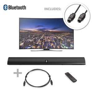 Majority-120W-TV-Sound-Bar-with-Bluetooth-amp-Optical-Piccadilly-Special-Offer