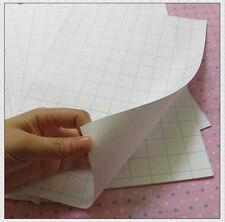 10 x T-Shirt Iron-On Heat Print Transfer Paper For Dark/Light Fabric A4