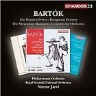 Bartók: The Wooden Prince; Hungarian Pictures; The Miraculous Mandarin; Concerto for Orchestra (2014)