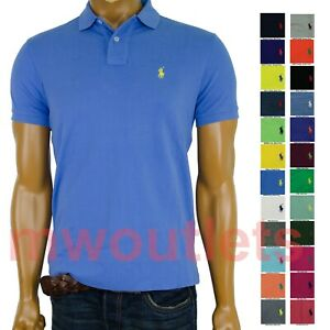 Sizes Lauren Add All Fit Mesh Details About Color New Polo Ralph Shirt Custom Mens sChdtrQ