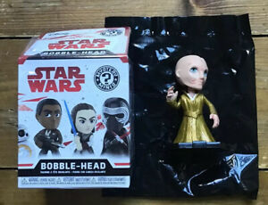Star-Wars-Mini-Bobble-Head-By-Funko-Last-Jedi-Snoke-BNIB