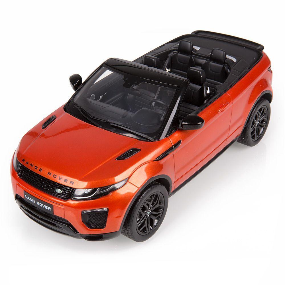 Genuino Range Rover Evoque descapotable modelo  escala - 51 LDDC 006ORW