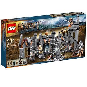 Lego ® The Hobbit 79014 Bataille de Dol Goldur Culture Bataille Nouveau Ovp Nouveau