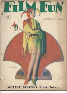 Film Fun - Marian Nixon - May 1930