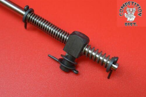 AK443 HARLEY JD INTERMEDIATE CONTROL ROD BLOCK SPRINGS /& WASHERS 1912-1929 TWINS