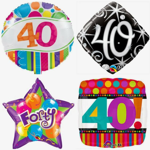"Oaktree 18/"" Foil Balloon Cute Bear Happy Birthday Lilac"