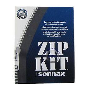 TOYOTA A750 A761 AB60E A960E SONNAX ZIP KIT VALVE BODY UPGRADE S-A750E-A761E-ZIP