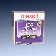 Maxell 22919800 LTO Universal Cleaning Cartridge, Reinigungskassette, NEU & OVP