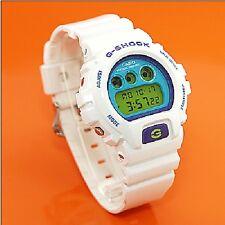 Casio G Shock WEISS DW-6900CS-7ER Herrenuhr