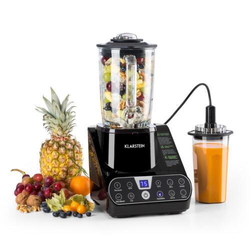 *B-WARE* Standmixer Vakuum Mixer Blender Green Smoothie Maker Glas 1,5L 1300W