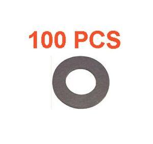 (100) Marli 25mm Fiber M25 Oil Drain Plug Gaskets 75-41 DP7541