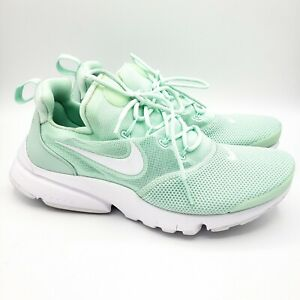 2017-NIKE-AIR-ZOOM-PRESTO-FLY-GS-IGLOO-GREEN-MINT-WHITE-913967-300-SIZE-7Y