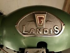 Landis 12 Model G Bootsole Stitcher