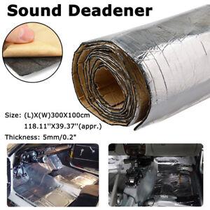 32sqft-mousse-acoustique-voiture-auto-adhesif-insonorisation-isolation300X100cm