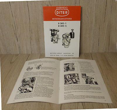 MWM manual de instrucciones de manual de instrucciones motor motor diesel d226b d226 B
