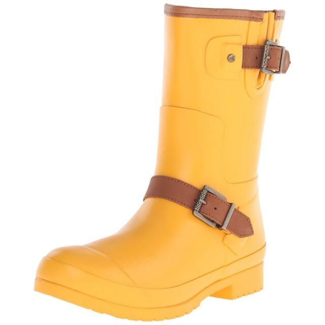 Walker Fog Rain Boot Yellow