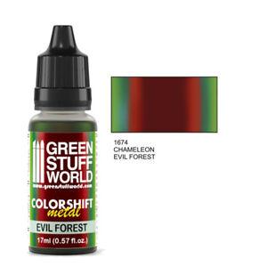 Green-Stuff-World-332ES-Chameleon-Evil-Forest