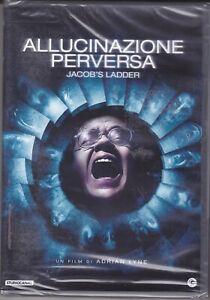 Dvd ALLUCINAZIONE PERVERSA nuovo 1990