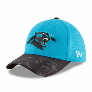 online store c24d8 2ac0b Image is loading CAROLINA-PANTHERS-NEW-ERA-SIDELINE-OFFICIAL-39THIRTY-FLEX-