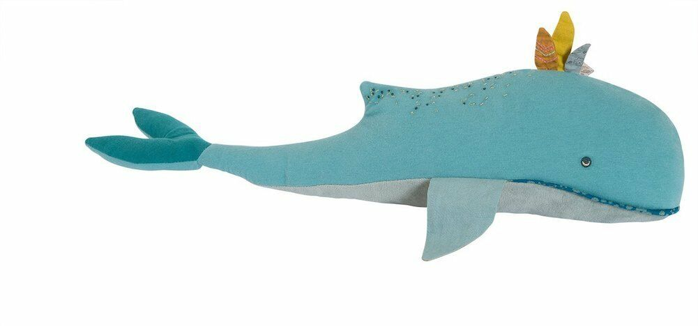 Moulin redy - Le Voyage D'Olga 23  Plush - Josephine the bluee Whale