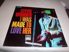 STEVIE WONDER-I WAS MADE TO LOVE HER-TAMLA 279 NEW SEALED soul vinyl LP