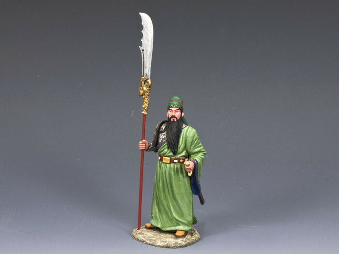 KING & COUNTRY THREE KINGDOMS IC045 LORD GUAN YU MIB