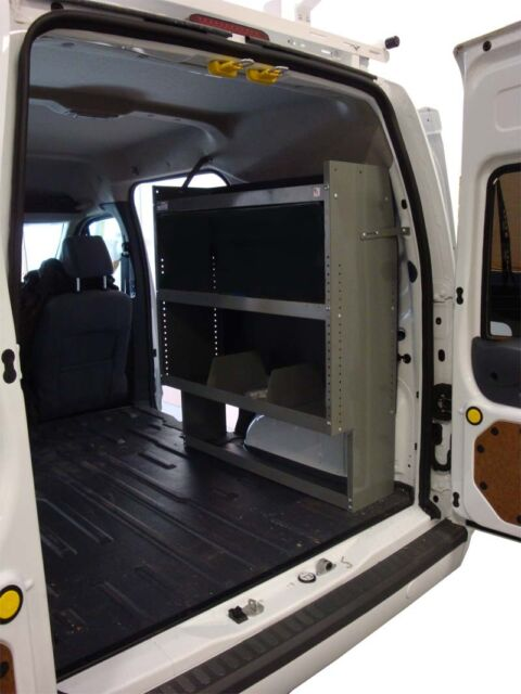 van shelving space saver to fir ford transit connect nissan nv200 rh ebay com transit connect upfit configurator ford transit connect interior shelves