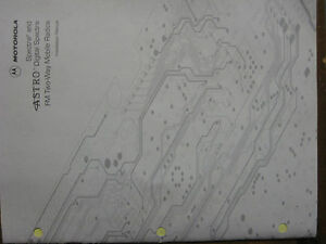 motorola spectra operations manual