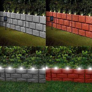 Amazing Image Is Loading Garden Edging Brick Effect Plastic Hammer In Lawn