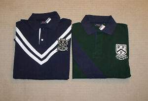 NEW-Polo-Ralph-Lauren-Big-and-Tall-Patch-Crest-Logo-Shirt