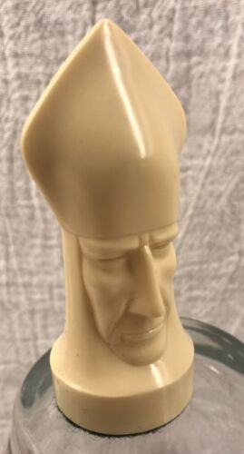 Chess Replacement Part Piece Sculpted 1957 E4 WHITE BISHOP Ganine Gothic 1475