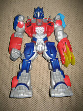 "Transformers DOTM ROTF 10.5"" Optimus Prime w/Working Sounds"