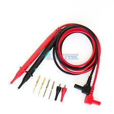 Universal digital multimeter test lead needle pen cable