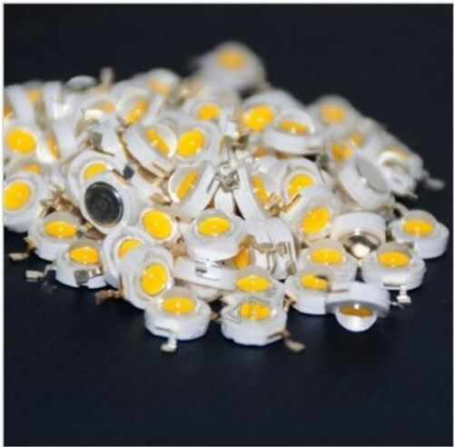 100 Stücke Led Perlen 100-110LM 1 Watt Warmweiß Led Chip High Power New Ic cs