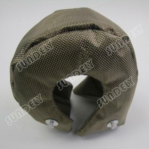 T3 TURBO HEAT SHIELD TITANIUM UNDER /& OUT T3 GT32//GT35//GT37// CT26 BLANKET