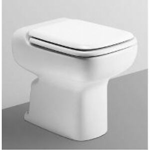 Ceramica Scala Ideal Standard.Details About Coprivaso Toilet Seat Ideal Standard Model Basin White Show Original Title