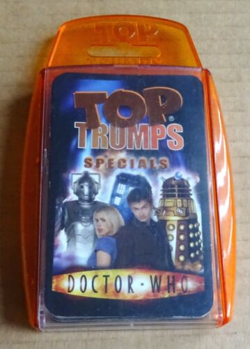 MULTI-LIST SELECTION OF BACK ISSUE TOP TRUMPS PACKS PLEASE SEE PHOTOS