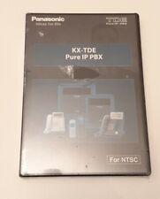 Panasonic Kx Tde Pure Ip Pbx Flash Movie Amp Marketing Material Cd