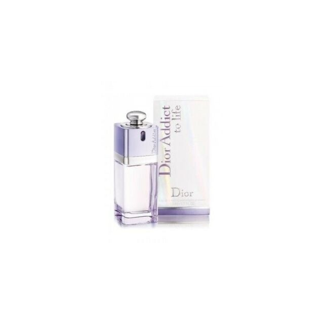Christian Dior Dior Addict To Life 50ML EDT (L) SP Womens 100% Genuine (New)