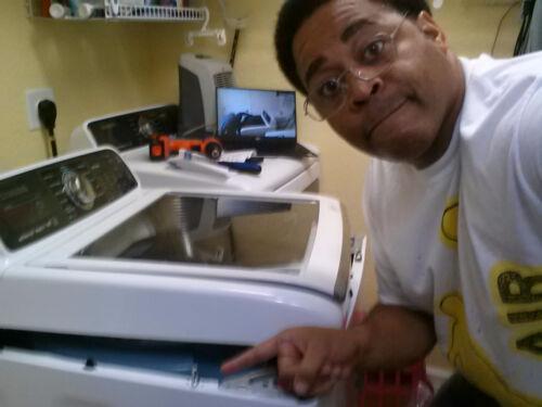 OEM Samsung DC82-01097W Washing Machine Repair